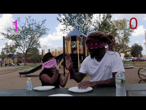 Pop Tart Challenge (RayeStar vs Dad)