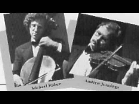 The Gabrielli Trio: Mendelssohn Op. 66, Andrew Jennings, Michael Haber, Seth Carlin