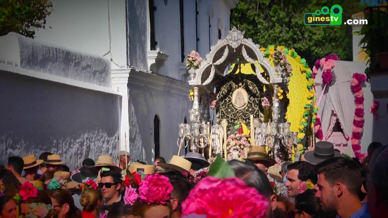 Resumen del paso por Quema y Villamanrique del Rocío de Gines 2018