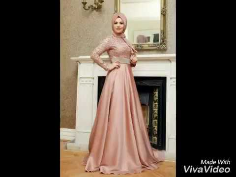2a1a4056dc9 Muslim evening dress - YouTube