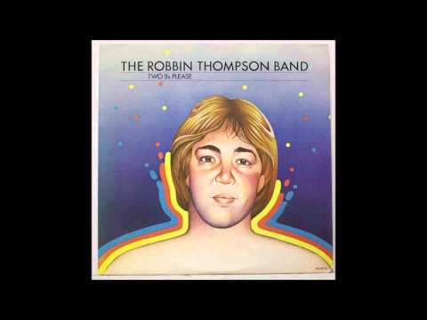 Robbin Thompson- Barroom Romance