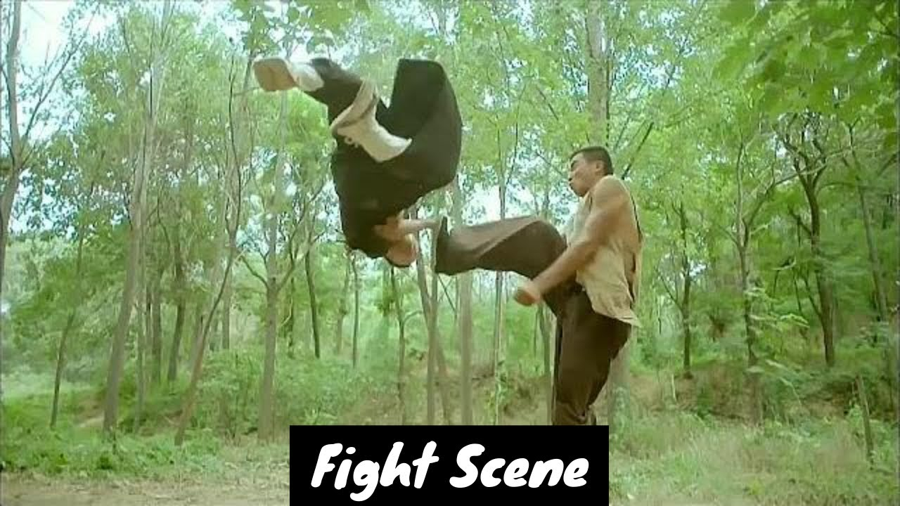 Download Chinese Peasant VS Japanese Samurai - [Martial Arts   Kung Fu Master Fight Scene]