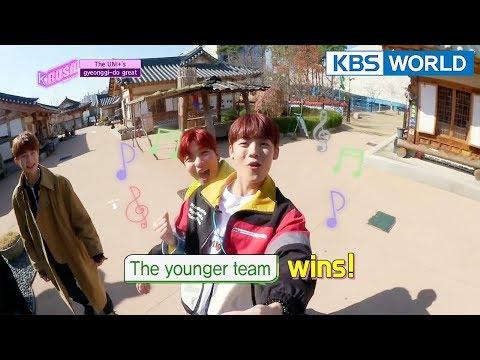 The Unit's - Great Gyeonggi-do(Bucheon) [KBS World Idol Show K-RUSH3 / ENG,CHN / 2018.04.06]