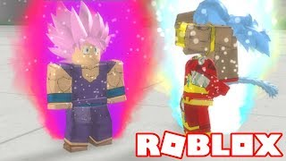 Roblox → UM DRAGON BALL ÉPICO !! - New DBFT Test Server (Dragon Ball Forgotten Tale!) 🎮