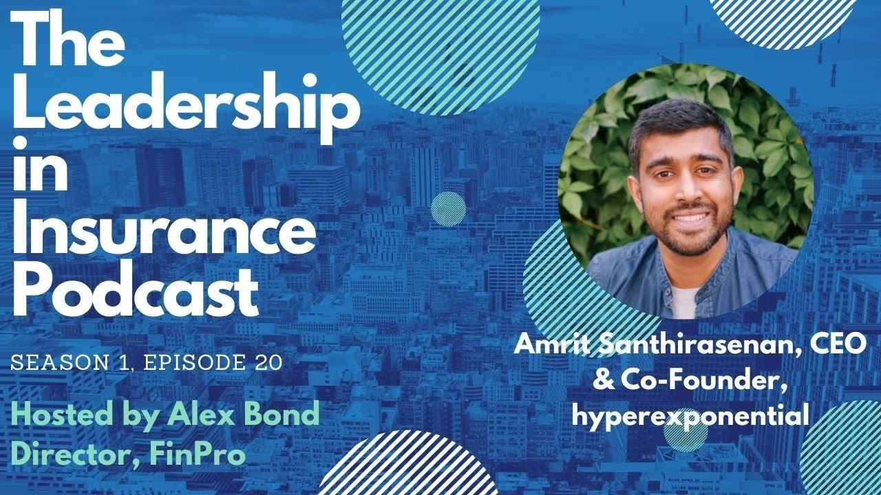 The LiiP, S1, E20, Amrit Santhirasenan, CEO, Co-Founder, Hyperexponential