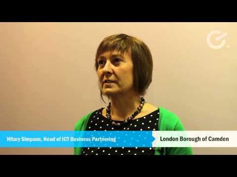 Egress Testimonial - Hilary Simpson London Borough of Camden