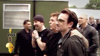 Backstage At Hyde Park (Live 8 2005)
