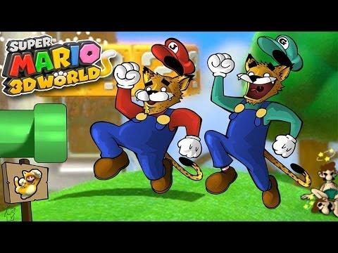PI Super Mario 3D World (Wii U)