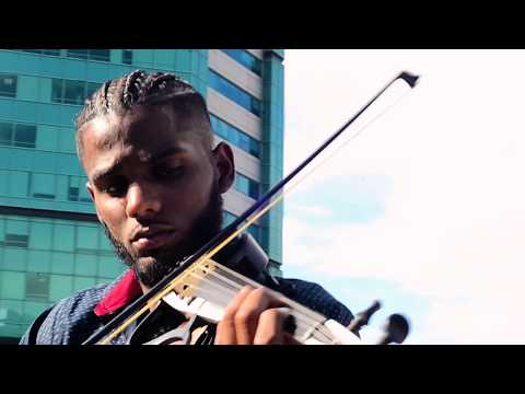 Overdue Violin Cover- Mr. Strings