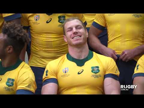 Wallabies 'ready to go' for World Cup opener