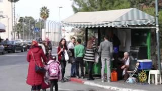 شارع صلاح الدين شريان القدس التجاري