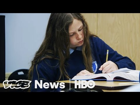 Louisiana May Shut Down This Charter School Working Miracles For Dyslexic Kids (HBO)