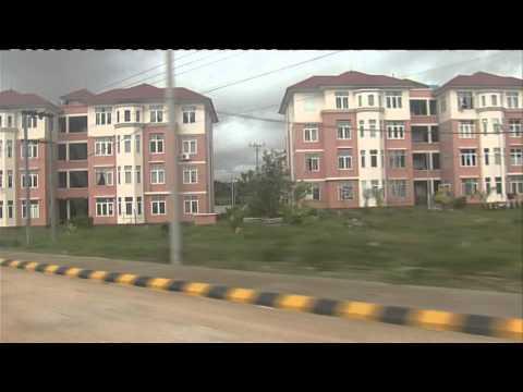 Myanmar's new capital - Naypidaw