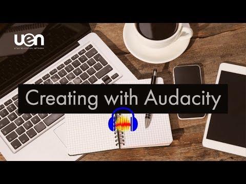 Audacity Part 4: Adding Music Loops