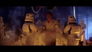 Звездные Войны Эпизод V Заморозка Хана Соло (1080р)