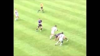 Brent Grose Warrington Wolves try of the season 2005