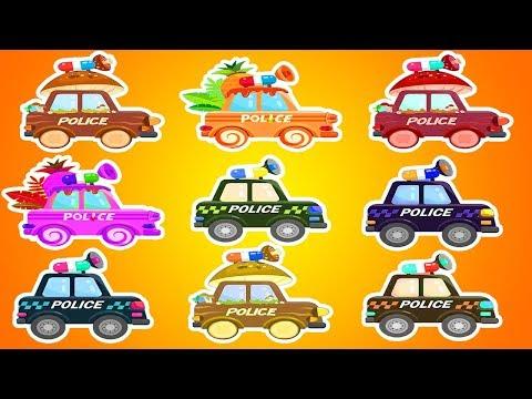 Мультики про машинки для детей 35 МИН. Автомастерская по ремонту машин. Машины детям