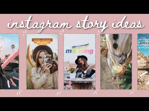 10 creative ways to edit insta stories using ONLY the instagram APP ♡ (PART 2)