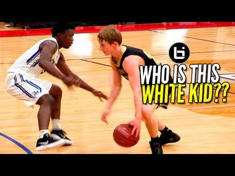 WHERE DID THIS WHITE KID COME FROM? Evan