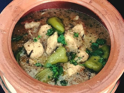 Chicken Malai Handi How To Make Chicken Malai Handi Youtube