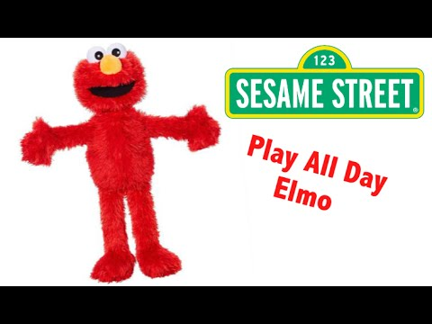 Play All Day Elmo From Hasbro Youtube