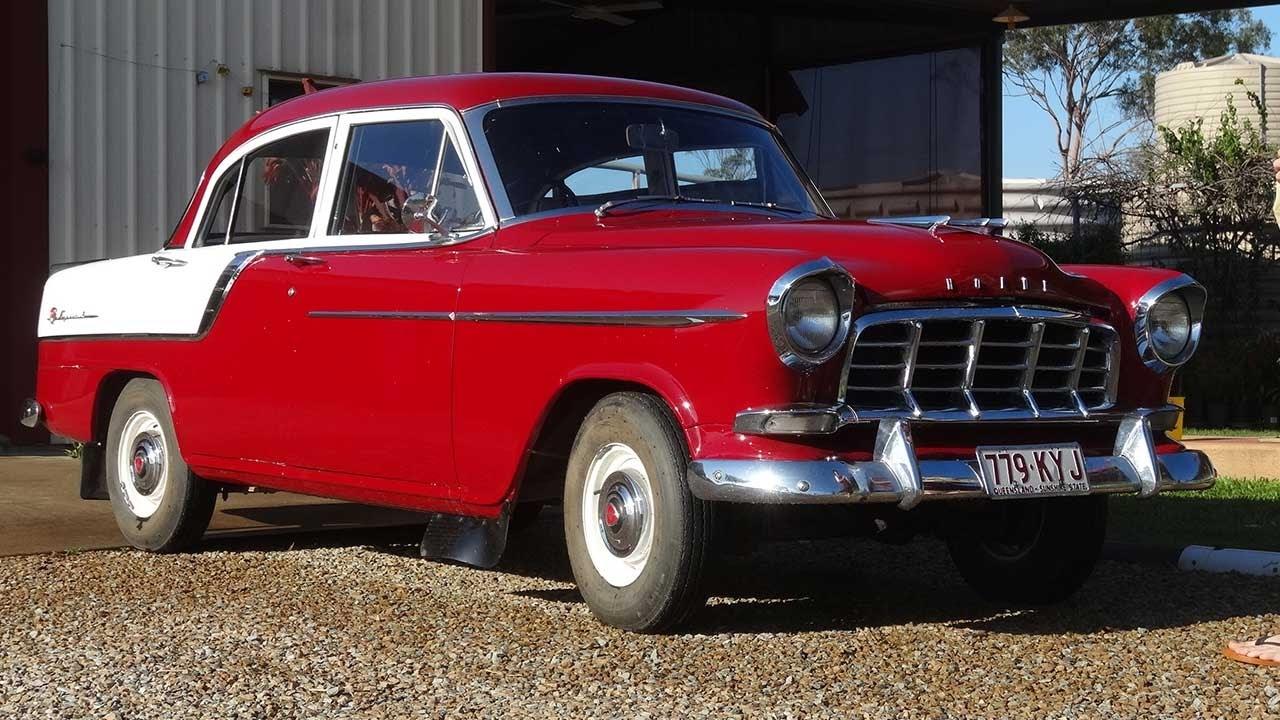 1959 FC Holden Special Sedan