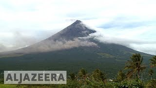 Mayon volcano threat sparks mass evacuation in Philippines 🇵🇭