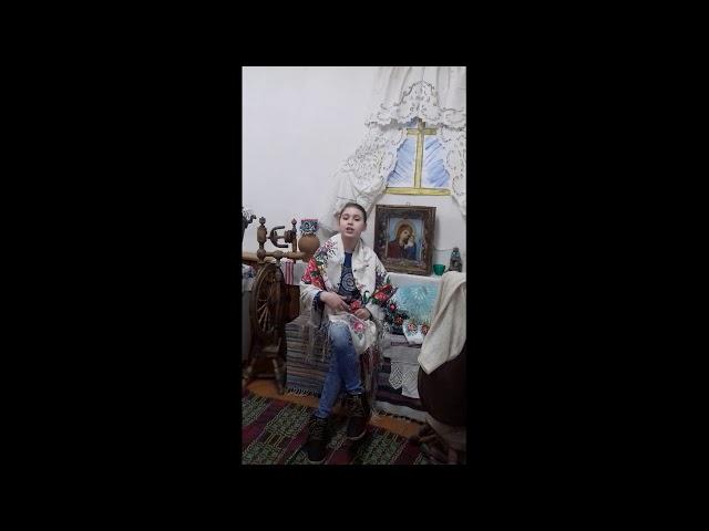 Изображение предпросмотра прочтения – СофьяЗуева читает произведение «Небылицы» (Русский фольклор )