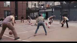 STOMP makes rhythm with the Harlem Globetrotters