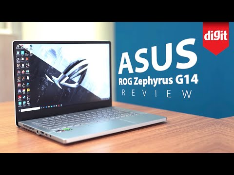 Tested! Asus ROG Zephyrus G14 Gaming Laptop In-Depth Review - Gaming Test, Creative Workloads & More