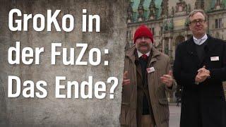 GroKo in der FuZo: Ist die GroKo noch zu retten?