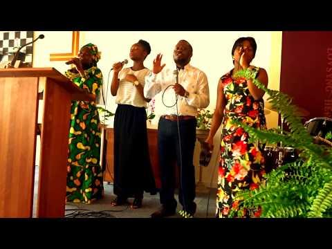 Around the Corner Jesus Coming By Skanderborg Choir / Br. Matoleyo Birunga on 17.06.2017 at HICM