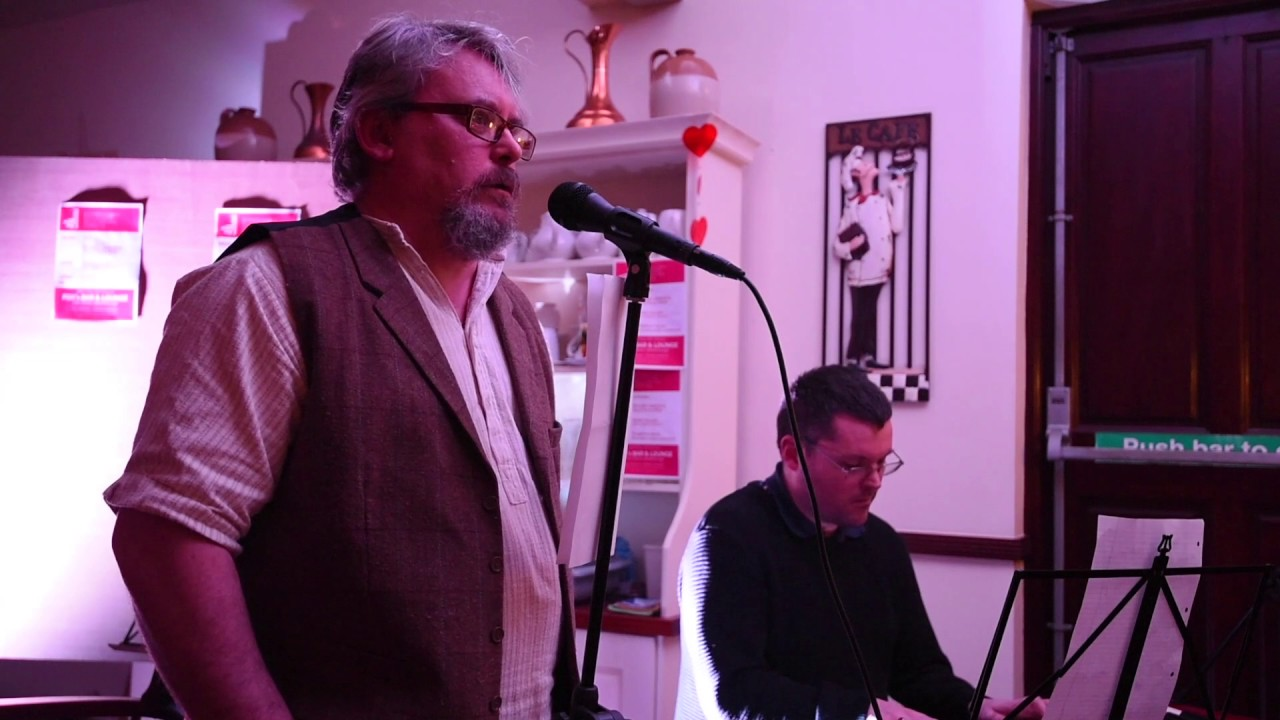 Andy Holland open mic: andy holland and thomas hanley