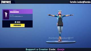 Crackdown | Fortnite Emote