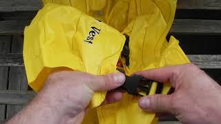 видео Надувные жилеты