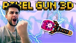 IS THIS THE BEST MELEE WEAPON IN THE GAME!?!? LEGENDARY ELECTROSPHERE!   Pixel Gun 3D
