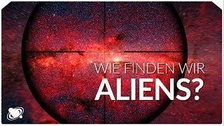 Wie man Außerirdische sucht - 10 realistische Methoden | Teil 1 (2018)