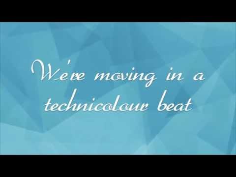 Technicolour Beat- Oh Wonder (Lyrics)