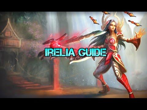 Build For Irelia Season