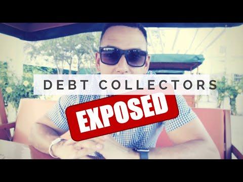 DEBT COLLECTORS FINALLY EXPOSED!