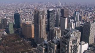 Hypnagogia Over Tokyo