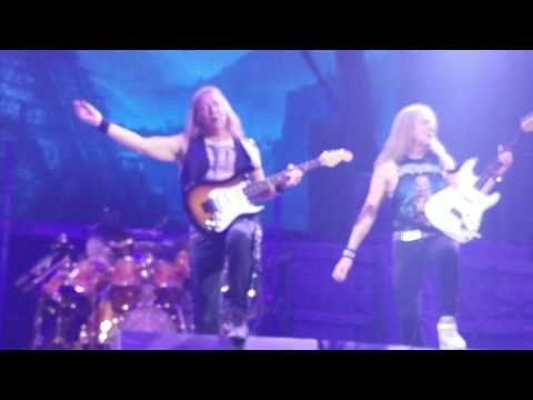 Fear of the Dark | Iron Maiden Live @ Talking Stick Resort Arena, Phoenix, AZ (06/28/17)