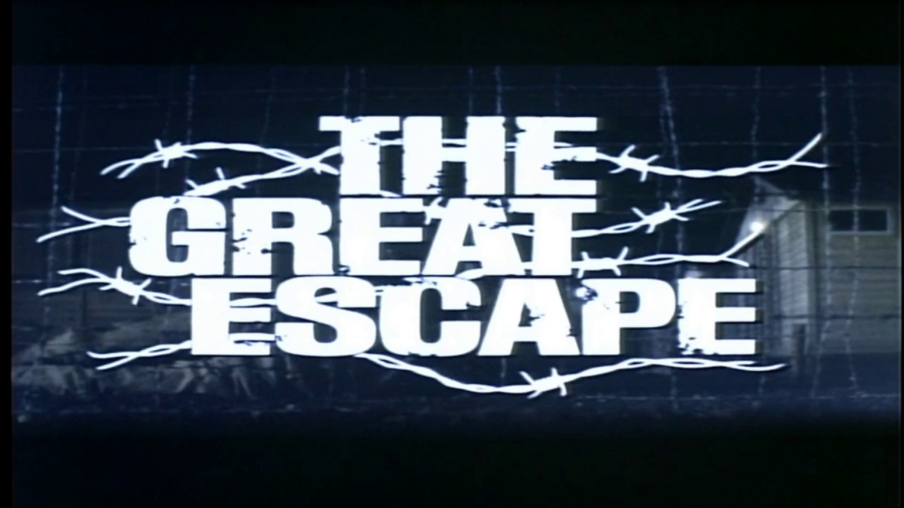 Image result for mcqueen the great escape title