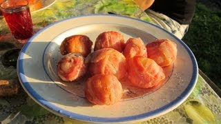 Как приготовить очень вкусно картофель с беконом на мангале