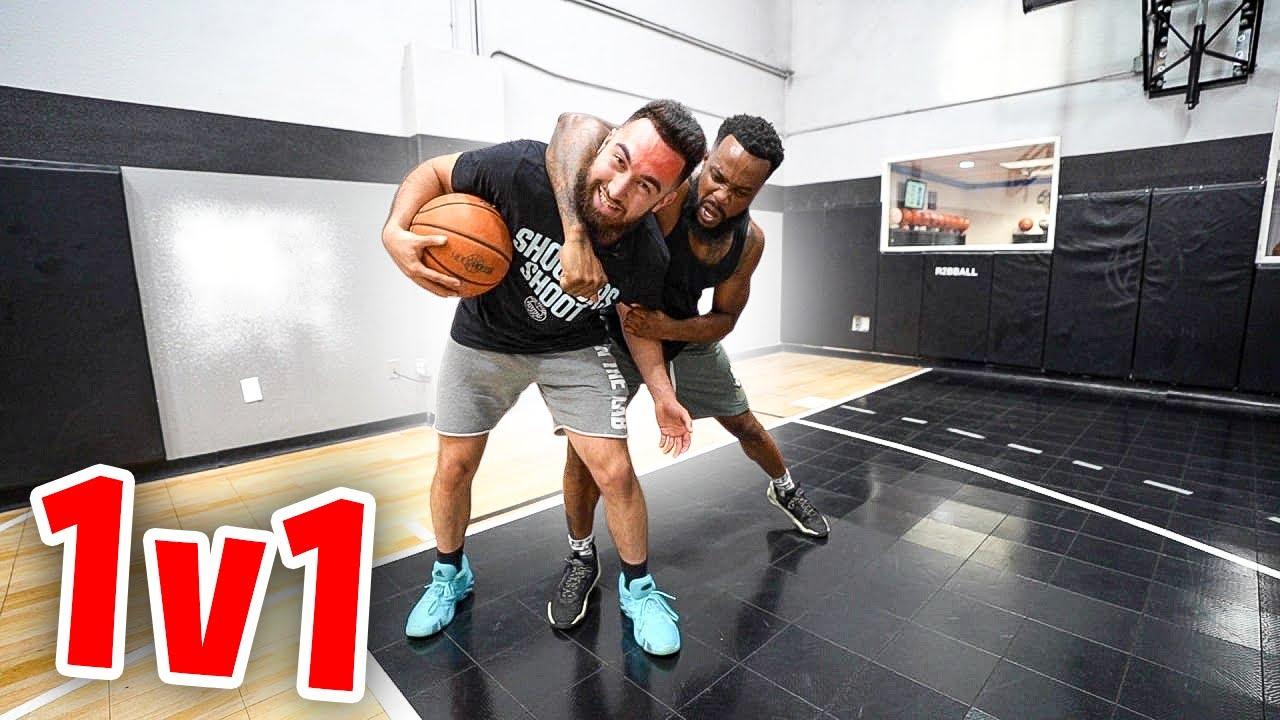 Download 1v1 Basketball Against Flight's Trainer R2! *Physical*
