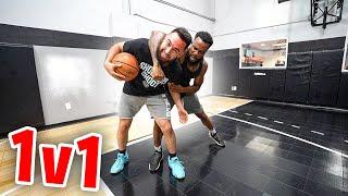 1v1 Basketball Against Flight's Trainer R2! *Physical*