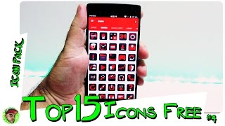 Icon pack | top 15 icons free