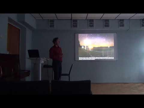 Лекция 'Масштабы Вселенной' ч3