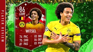 Fifa 20 futmas witsel review - is he worth it?, 86 axel player 20, will you be completing the sbc to get this item? which ot...