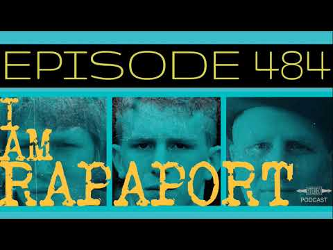 I Am Rapaport Stereo Podcast Episode 484 - New iPhone / Tiger / SFOTW